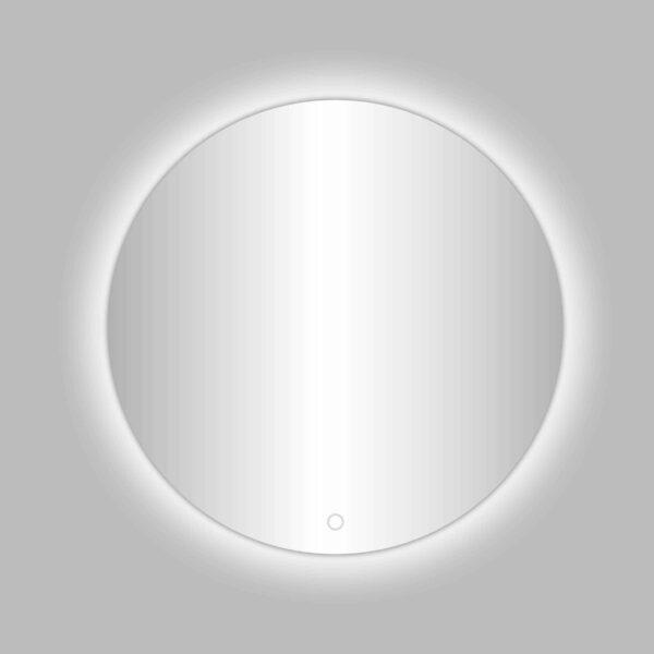 """Best-Design """"Ingiro"""" ronde spiegel incl.led verlichting Ø 100 CM"""
