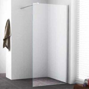 Inloopdouche Wiesbaden 90x200cm 10mm Veiligheidsglas Easy Clean