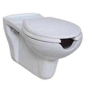Creavit Hang WC mindervaliden incl. WC-zitting
