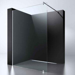 "Best-Design ""Erico 1100"" inloopdouche 110 cm NANO 8mm glas"
