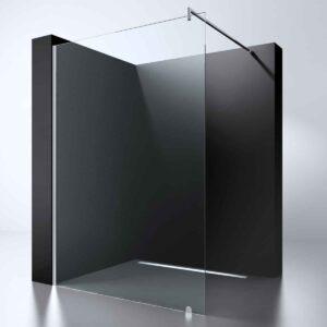 "Best-Design ""Erico 600"" inloopdouche 60 cm NANO 8mm glas"