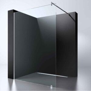"Best-Design ""Erico 800"" inloopdouche 80 cm NANO 8mm glas"
