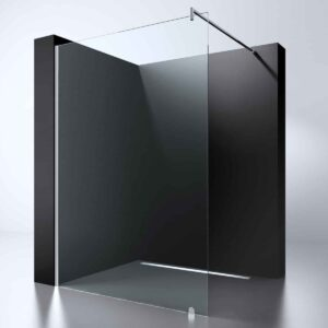 "Best-Design ""Erico 900"" inloopdouche 90 cm NANO 8mm glas"