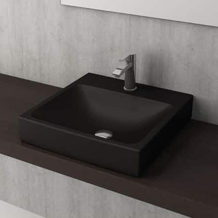 Wastafel Bocchi – Lavabo mat zwart