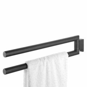 Tiger Bold Handdoekrek 2-Armig Zwart