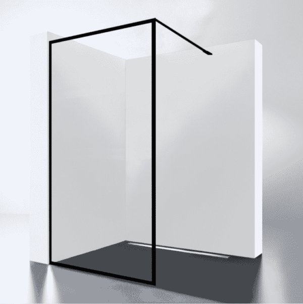 """Best-Design """"For-You 800"""" inloopdouche Walk-In 800x2000x8mm"""