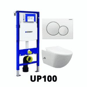 UP100 Compleet inbouwreservoirset